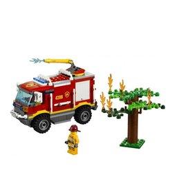 LEGO 4208 Brandweerwagen 4x4 spuitwagen CITY