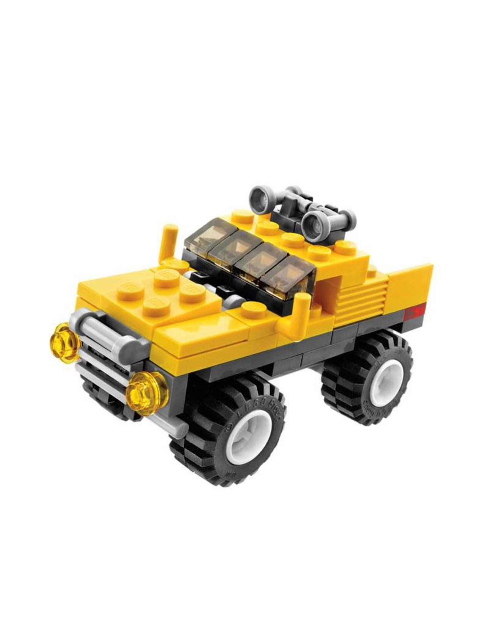 LEGO LEGO 6742 Mini Off-Roader CREATOR