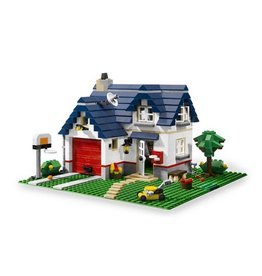 LEGO 5891 Apple Tree House CREATOR