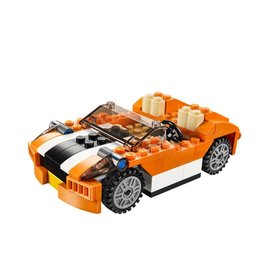 LEGO 31017 Sunset Speeder CREATOR