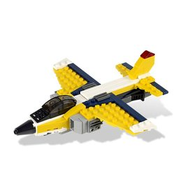 LEGO 6912 Super straaljager CREATOR