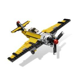 LEGO 6745 Propellor Vliegtuig CREATOR