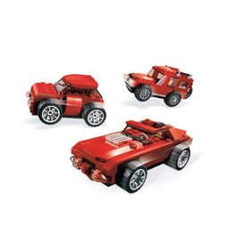 LEGO 4883 Voertuigen (Gear Grinders) CREATOR