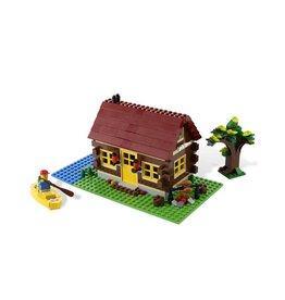LEGO 5766 Login Cabin CREATOR