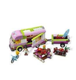 LEGO 3184 Avonturen camper FRIENDS