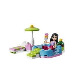 LEGO 3931 Emma's zwembadje FRIENDS