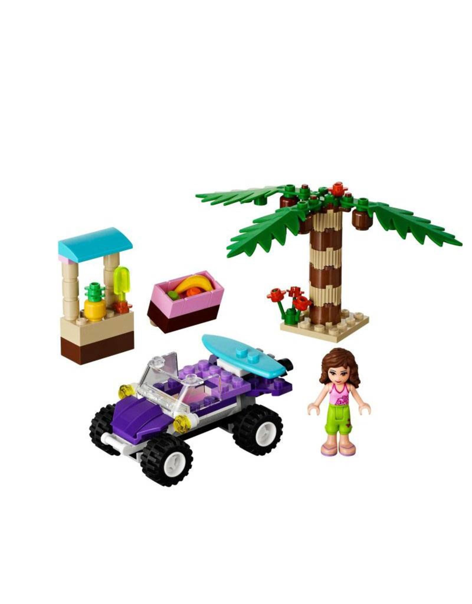 LEGO LEGO 41010 Olivia's Strandbuggy FRIENDS