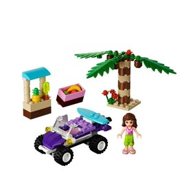 LEGO 41010 Olivia's Strandbuggy FRIENDS