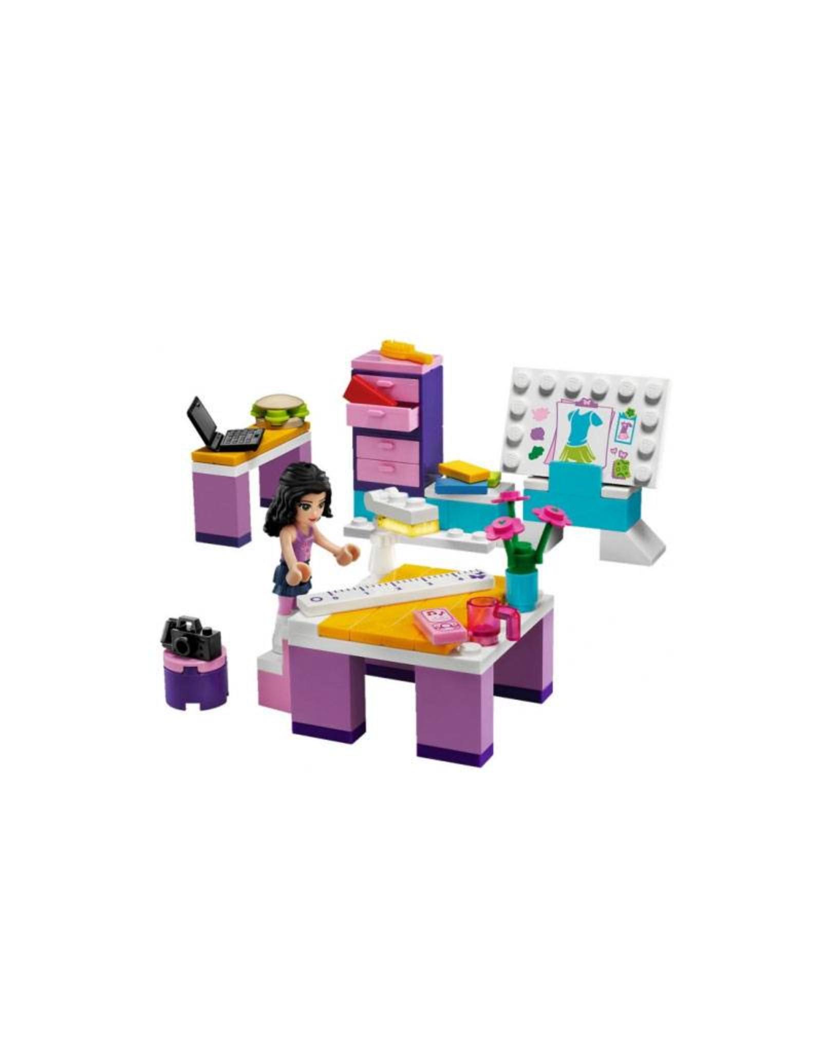 LEGO LEGO 3936 Ontwerpstudio van Emma FRIENDS