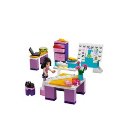 LEGO 3936 Ontwerpstudio van Emma FRIENDS