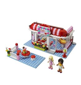 LEGO 3061 City Park Cafe FRIENDS