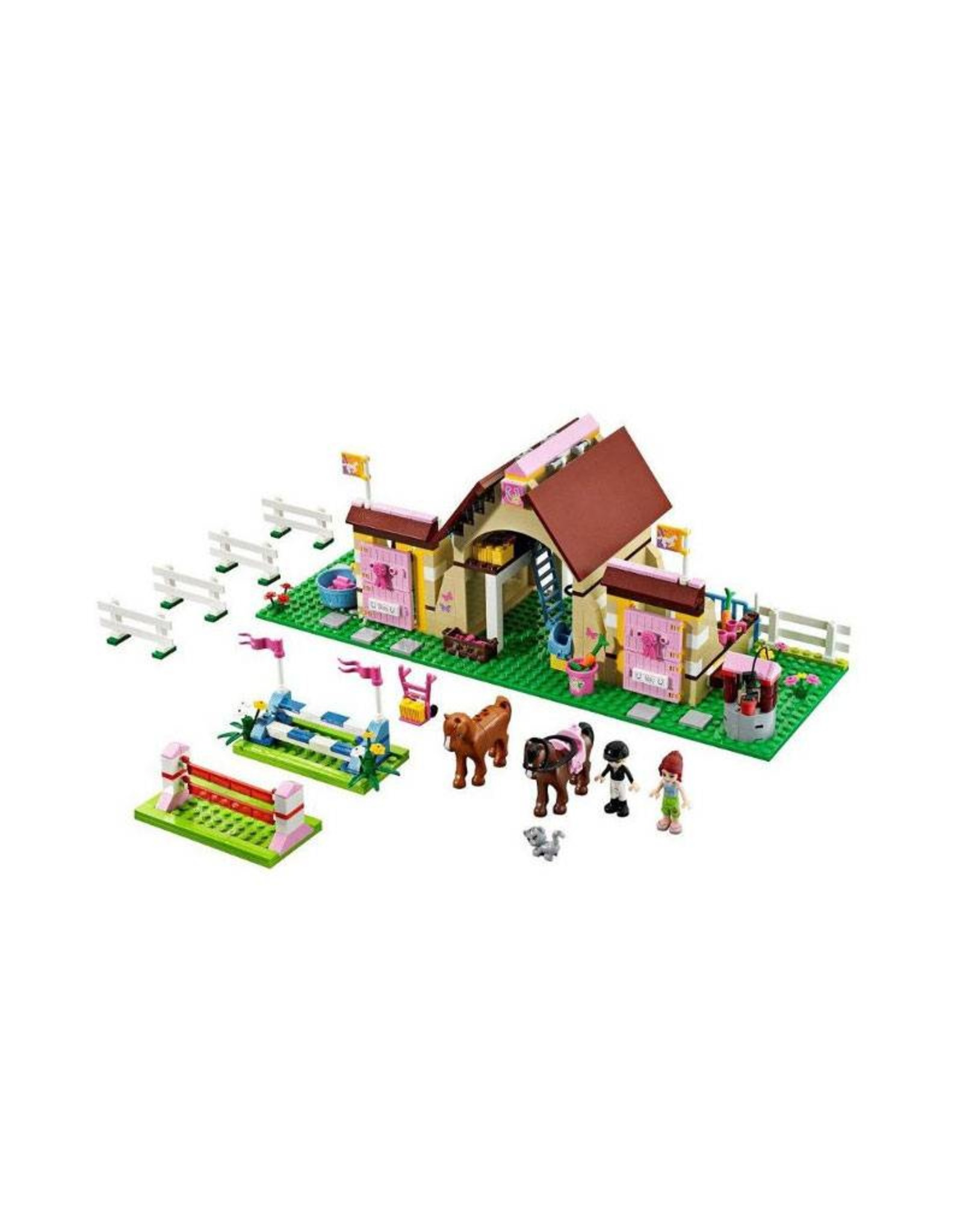 LEGO LEGO 3189 Heartlake paardestal FRIENDS
