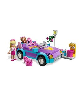LEGO 3183 Stephanies coole cabriolet FRIENDS