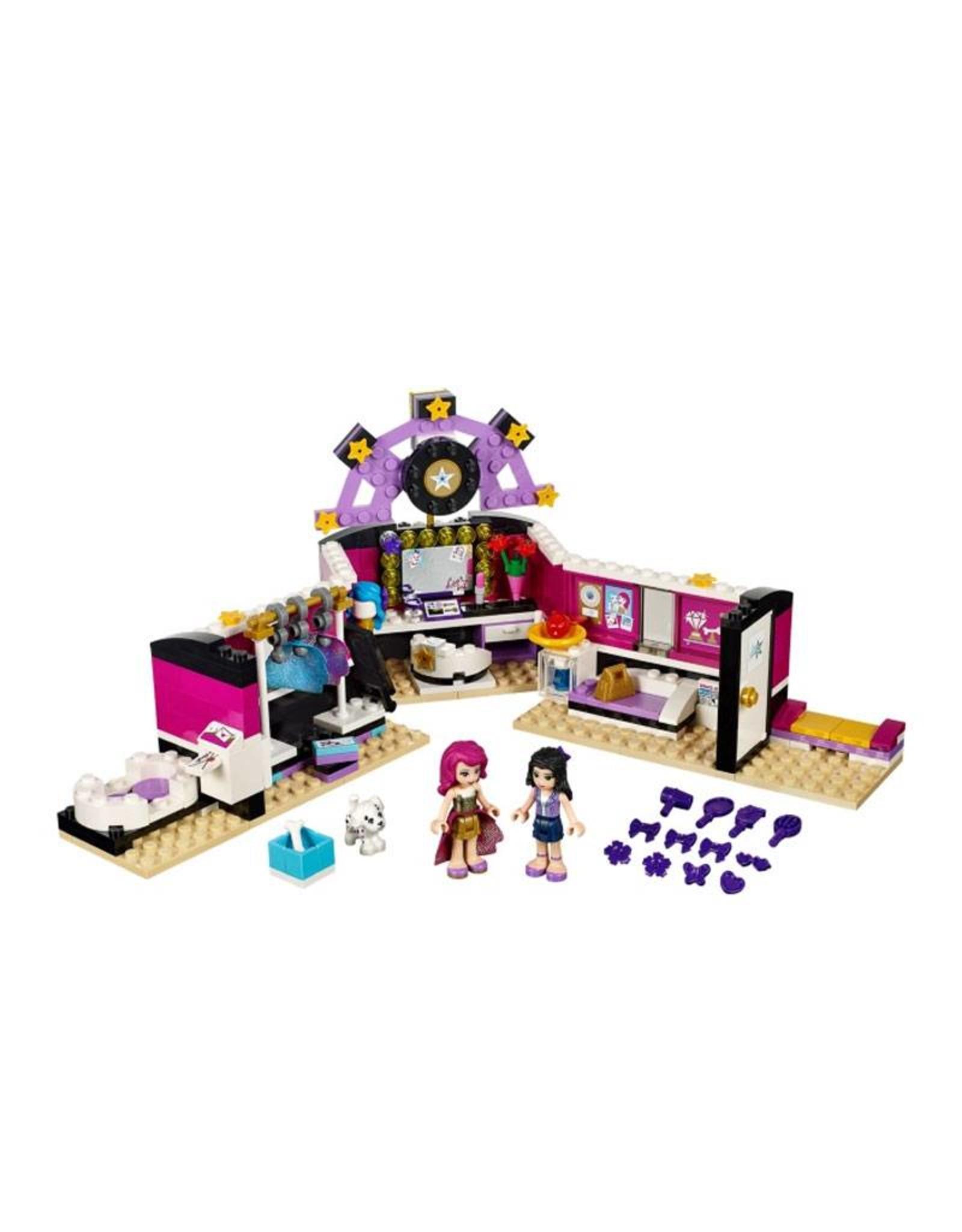 LEGO LEGO 41104 Pop star Dressing Room FRIENDS