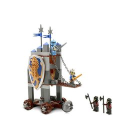 LEGO 8875 King's Siege Tower KNIGHTS KINGDOM