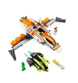 LEGO 7647 MX-41 Switch Fighter MARS MISSION