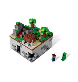 LEGO 21102 The Forest MINECRAFT