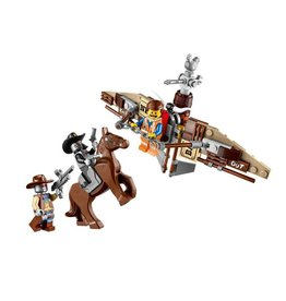 LEGO 70800 Getaway Glider MOVIE