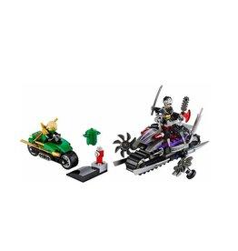 LEGO 70722 OverBorg Attack NINJAGO