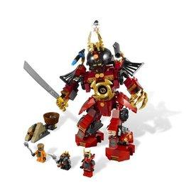 LEGO 9448 Samurai Mech NINJAGO