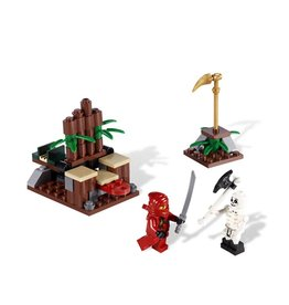 LEGO 2258 Ninja Hinderlaag NINJAGO