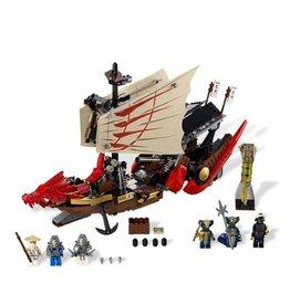 LEGO 9446 Destiny's Bounty NINJAGO
