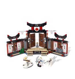 LEGO 2504 Spinjitzu Dojo NINJAGO