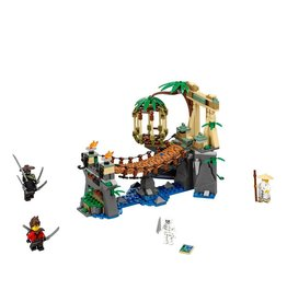 LEGO 70608 Master Falls NINJAGO movie