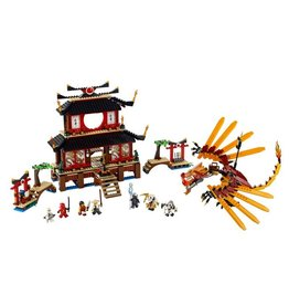 LEGO 2507 Fire Temple NINJAGO