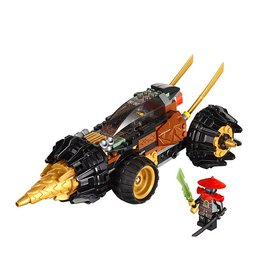 LEGO 70502 Cole's Earth Driller NINJAGO