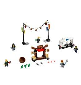 LEGO 70607 City Chase NINJAGO movie