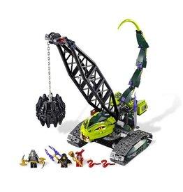 LEGO 9457 Fangpyre Wrecking Ball NINJAGO