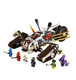 LEGO 9449 Ultra Sonic Raider NINJAGO