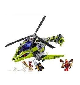 LEGO 9443 Rattlecopter NINJAGO