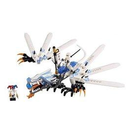 LEGO 2260 IJsdraak NINJAGO