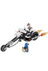 LEGO LEGO 2259 Skull Motorbike NINJAGO