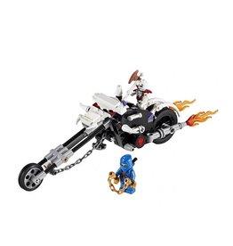 LEGO 2259 Skull Motorbike NINJAGO