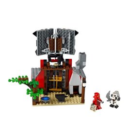 LEGO 2508 Blacksmith Shop NINJAGO