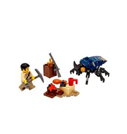 LEGO 7305 Scarab Attack PHARAOH'S QUEST