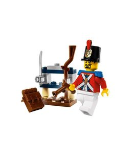 LEGO 8396 Soldier's Arsenal PIRATES