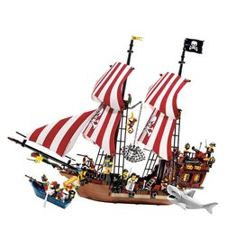 LEGO 6243 Brickbeards Bounty PIRATES