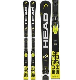 HEAD iSpeed Supershape Ski's Gebruikt