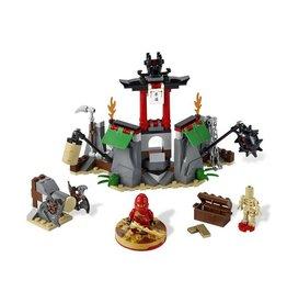 LEGO 2254 Ninja bergtempel NINJAGO