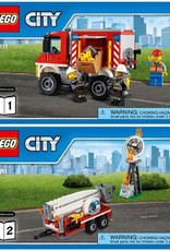 LEGO LEGO 60111 Fire Utility truck CITY