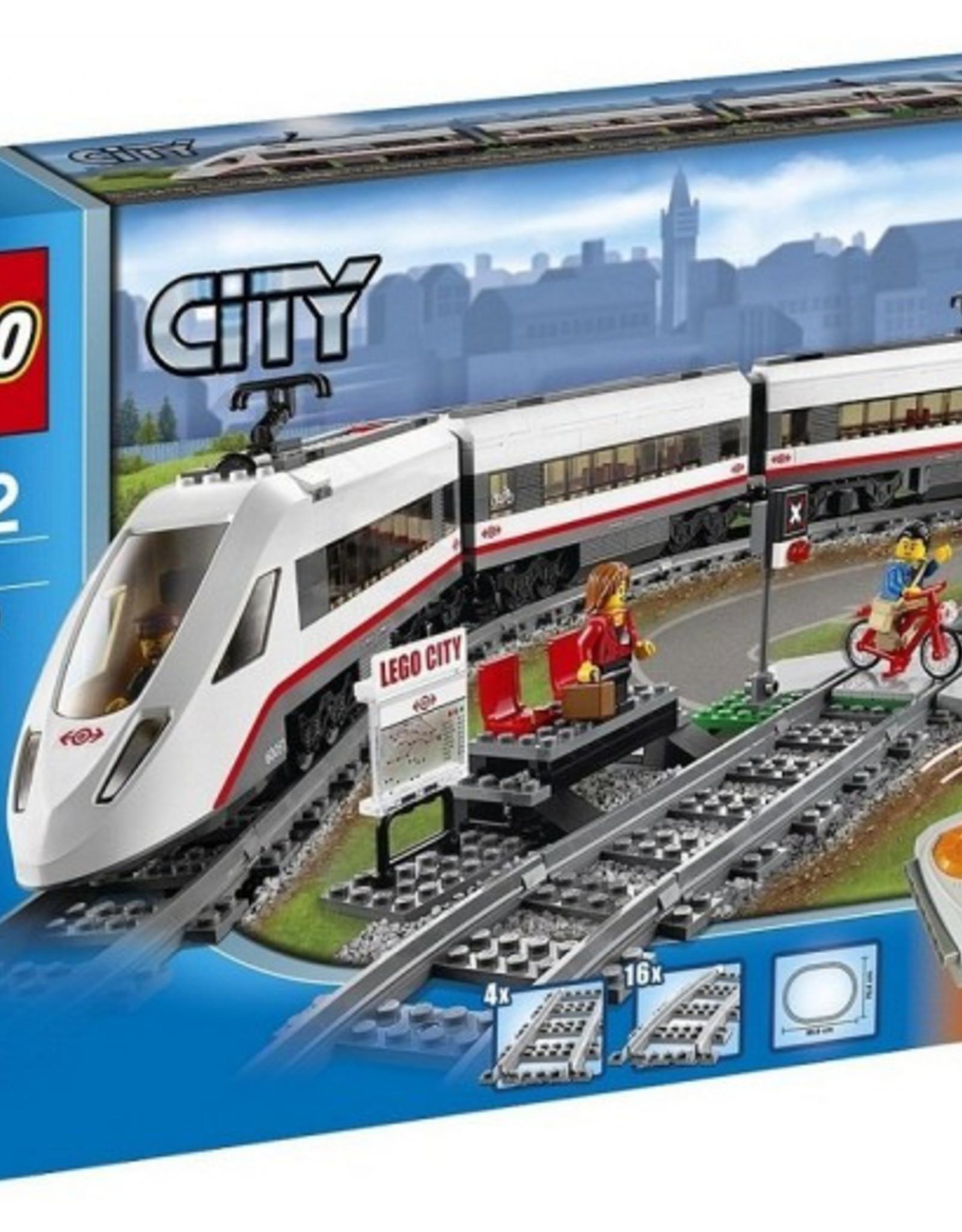 LEGO LEGO 60051 High Speed Passenger Train CITY