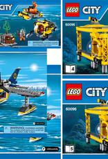 LEGO LEGO 60096 Deep Sea Operation Base CITY