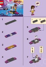 LEGO LEGO 30205 Pop Star Red Carpet FRIENDS