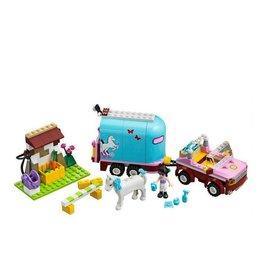 LEGO 3186 Emma's paardentrailer FRIENDS