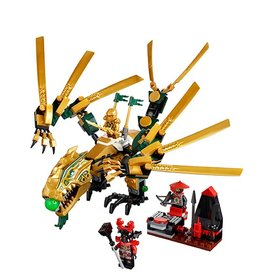 LEGO 70503 The Golden Dragon NINJAGO
