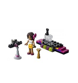 LEGO 30205 Pop Star Red Carpet FRIENDS